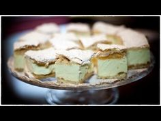 Napoleon's Cake or Papal Cream Cake - Kremowki - Ania's Polish Food Recipe #50 — In Ania's Kitchen