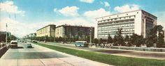 Универмаг Москва 60-е годы