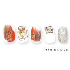 #マリーネイルズ #marienails #ネイルデザイン #かわいい #ネ