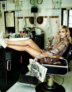 Anja Rubik by Marcin Tyszka for Viva! Nov. 2014 | Fashion photography | Editorial Behind the Chair Salon Photography Creative Photography | Salon Photo Shoots | Visual Art | Salon Images