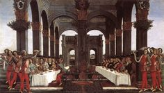 Renaissance Table Manners - maybe make a list of real and fake medieval table manners and have them guess which is which?
