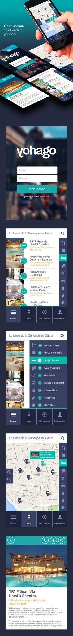App Yohago Descuentos: