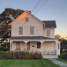 "howieguja:  ""Seatuck farmhouse. (at Eastport, New York)  """