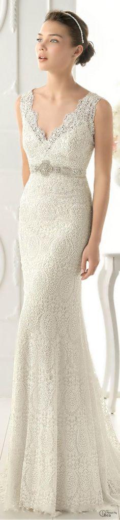 Wedding Dress ? Vestido de Novia Aire 2014