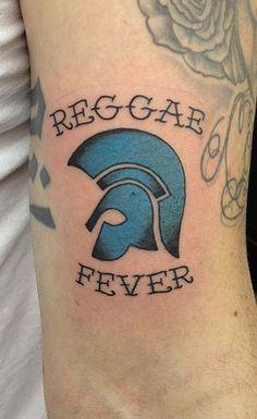trojan records skinhead mod ska tattoo reggae fever