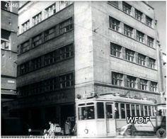 1946 r.Przy ob. przejściu sdwidnickim