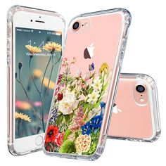 Mosnovo Floral iPhone 7 Case Collection ☞http://amzn.to/2dc8F01 #Mosnovo