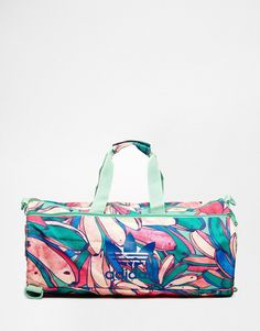 Buy adidas Originals x Farm Banana Print Holdall at ASOS. With free delivery and return options (Ts&Cs apply), online shopping has never been so easy. Get the latest trends with ASOS now. Adidas Shoes Nmd, Adidas Shoes Women, Adidas Originals, Banana Print, Adidas Bags, White Purses, White Bags, Carry All Bag, White Handbag