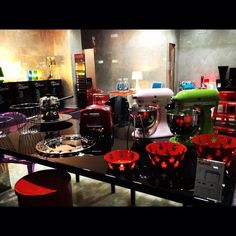 Alessi & Kitchen Aid is here.