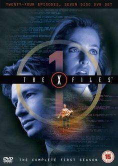 The X Files: Season 1 [DVD] [1994]: Amazon.co.uk: David Duchovny, Gillian Anderson, Mitch Pileggi, Robert Patrick, Tom Braidwood, William B. Davis, Bruce Harwood, Dean Haglund, Nicholas Lea, Annabeth Gish, James Pickens Jr., Sheila Larken: DVD & Blu-ray