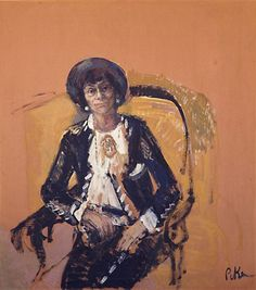 Coco Chanel: A New Portrait by Marion Pike, Paris