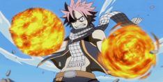 fairy tail gif | anime fairy tail gif natsu team fortress