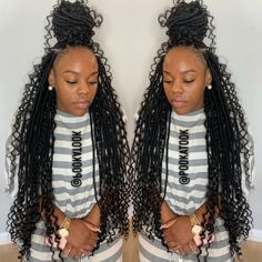 hairstyles to do on yourself braid hairstyles hairstyles 2019 with beads hairstyles 2019 pictures hairstyles for long hair hairstyles going up hairstyles with afro puff braided hairstyles for 5 year olds Box Braids Hairstyles For Black Women, Faux Locs Hairstyles, Cute Braided Hairstyles, Black Girl Braids, Baddie Hairstyles, African Braids Hairstyles, Braids For Black Hair, Girls Braids, Braided Updo
