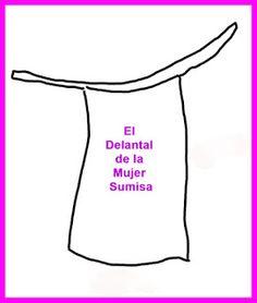 """El Delantal de la Mujer Sumisa : Convocatoria Muestra de Arte """"El Delantal de la Mu..."""