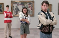 'Ferris Bueller's Day Off' Gets Festival For 30th B-Day | Fashion Magazine | News. Fashion. Beauty. Music. | oystermag.com