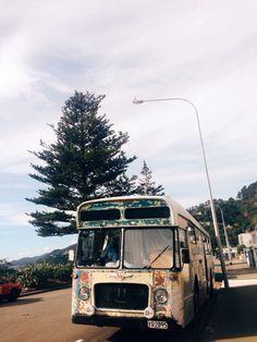 Old bus.