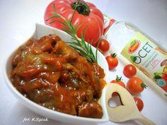 Grzyby leśne w pomidorach - Marynujemy.pl