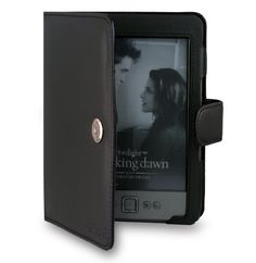 "JKase Custom Fit Folio Leather Case Cover for Latest Generation 2011 Kindle 4 Wi-Fi 6 - Inch E Ink Display Black by JKase. $9.99. We at JKase , always listening , and we made improvement. Due to customer suggestions, we have redesigned the Kindle 4 case to make the ""down button key"" easier accessible compare to the ""old version"" of JKase.   This flip case for Amazon Kindle Wi-Fi 6"" E Ink Display protects your Kindle from bumps and scratches, keeping your ebook reader looking ..."