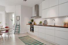 Küchen Ideen, Fliesen, Rund Ums Haus, Küche Gestalten, Küche Einrichten,  Wohnen, Essen, Küchenweiß, Küche Und Esszimmer, Ikea Küche, Skandinavische  Küche, ...