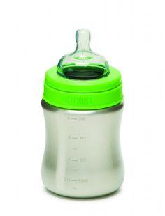 Klean Kanteen Stainless Steel Baby Bottles - Best Baby Bottles for 2013 - New York Family