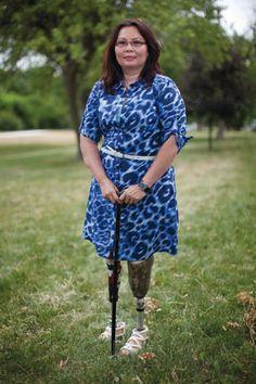 Tammy Duckworth (Mother Jones article) - 2012 Elected Congresswoman, Iraqi War Veteran, double amputee