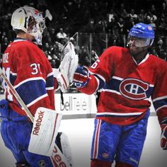 Félicitations à Carey Price et P.K. Subban, tous deux choisis pour représenter le Canada à Sotchi! / Congratulations to Carey Price and P.K. Subban, who are both headed to Sochi to represent Canada!