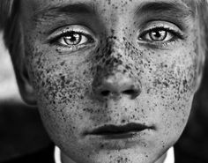 There is such beauty and sorrow in this face. Photo by Marteline Nystad