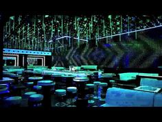 Stunning night club design at its best - YouTube