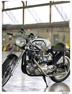Not sure if I'd rather go TriTon or TriBSA. This piece of work has me thinking the former. Awesome meets awesome either way.