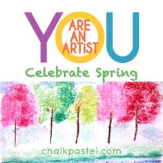 Celebrate Spring with Nana's Spring Video Art Lessons in the You ARE an Artist Clubhouse! Spring Art, Chalk Art, Art Lessons, Celebrities, Creative, Artist, Inspiration, Color Art Lessons, Biblical Inspiration