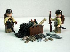Pour mieux comprendre pourquoi certaines régions du monde sont toujours en… Lego, Weapons, War, Legos