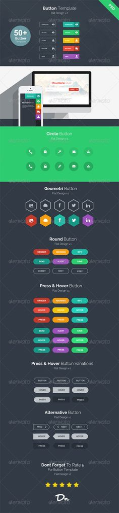 Button Template v.1