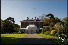 Marlfield House wedding