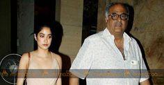 #Sridevi Daughter #Jhanvi Debut #Movie