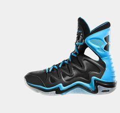 Under Armour Charge Basketball Sneakers #Sneakers #Basketball #UnderArmour http://www.trendhunter.com