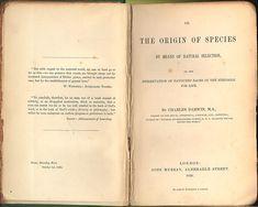 Origin of Species - Charles Darwin - Wikipedia, la enciclopedia libre