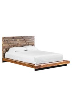 reclaimed wood bed - Bed Frames Los Angeles