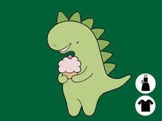 Cupcakeosaur for $8 - $11