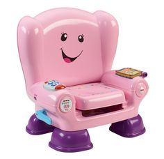 Fisher-Price Smart Stages Chair (Pink): Amazon.co.uk: Baby