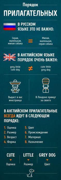 Когда мыговорим народном языке, многие вещи получаются унас наавтомате— вот просто знаем, что так правильно, ноневсегда знаем, почему. Унастоящих англичан есть такая фишка, иесли выеесоблюдаете, тосразу сойдете засвоего. AdMe.ru делится свами этим маленьким, новажным секретом.