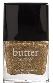I know where to buy this :)  butter LONDON - Gold Glitter Nail Polish – West End Wonderland