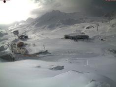 Webcam Pitztaler Gletscher, Tirol : Gletscher Livecam