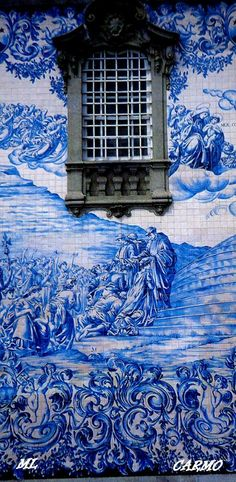 Igreja do Carmo Invisible Cities, Porto Portugal, Portuguese Tiles, Most Beautiful Cities, Great Love, Lisbon, Old Things, World, Posters