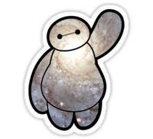 Galaxy Baymax Sticker Get beautiful and funny laptop stickers ideas and all different kinds here.click this pin for more. Baymax, Tumbler Stickers, Phone Stickers, Cute Wallpaper Backgrounds, Cute Wallpapers, Aesthetic Stickers, Printable Stickers, Sticker Design, Vsco