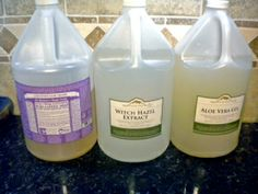 I skip the paper towels, leave these in a spray bottle and spray onto a paper towel as I need them.  :) - AM