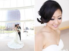 Linh's makeup Asian Wedding Makeup, Wedding Hair And Makeup, Hair Makeup, Erica, Wedding Hairstyles, Wedding Dresses, Hair Styles, Weddings, Beauty