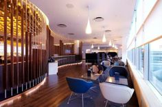 """7 Images of """"Virgin Atlantic Clubhouse"""" by Slade Architecture ..."""