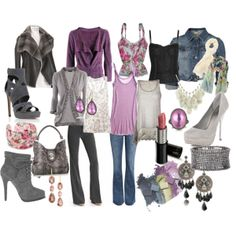 """""""My style - Mix and match"""" by kim-douglas-spies on Polyvore http://www.marykay.com/lisabarber68 Call or text 386-303-2400"""