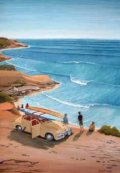 Gary Birdsall artist