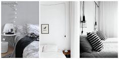 Já sabem que o estilo nórdico/escandinavo tá super em alta, né? Até já mostramos muitas inspirações de sala de jantar para você fazer a sua também nesse estilo, e agora vamos dar mais dicas e detalhes de como ter seu próprio quarto no estilo nórdico… Bora conferir as imagens que separamos pra vocês e todas …